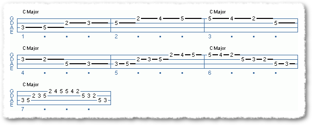 Getting Started with the CMajor Scale