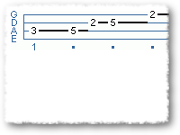 Five-note Pattern Variations