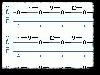 J.C.'s Bass Line