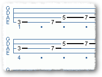 Simple Bass Line