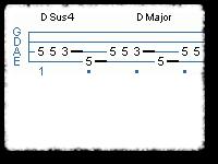 Hard Rock Rhythm Practice