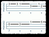 B Flat Line 1