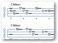 A Rythmic Experiment In C Minor