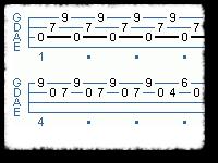 Funky Bass Line